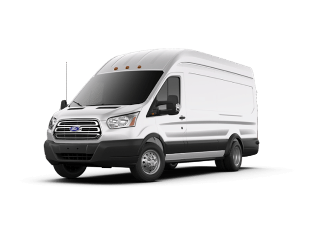 2019 Ford Transit-350 Base w/Sliding Pass-Side Cargo Door & 10,360 lb. GVWR Van High Roof HD Ext. Cargo Van
